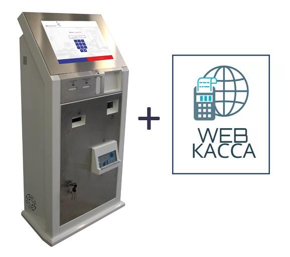 Электронный кассир с онлайн-кассой для Казахстана